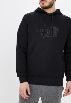 Худи, The North Face, цвет: черный. Артикул: TH016EMEAEX7. The North Face