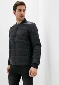 Куртка утепленная, The North Face, цвет: черный. Артикул: TH016EMISTP1.