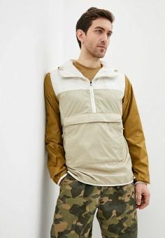 Куртка, The North Face, цвет: бежевый. Артикул: TH016EMISTQ5.