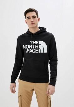 Худи, The North Face, цвет: черный. Артикул: TH016EMISUG5. Одежда / Толстовки и олимпийки / Худи