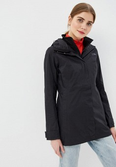 Куртка, The North Face, цвет: черный. Артикул: TH016EWEYGZ3. The North Face
