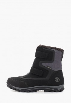 Ботинки, Timberland, цвет: черный. Артикул: TI007ABGHFH6. Мальчикам / Обувь / Ботинки