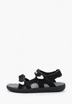 Сандалии, Timberland, цвет: черный. Артикул: TI007ABIQJL2.