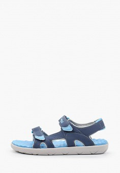 Сандалии, Timberland, цвет: синий. Артикул: TI007ABIQJL6.