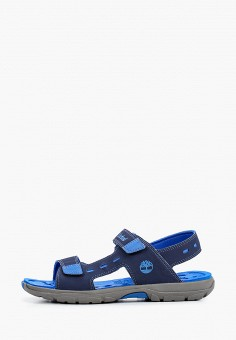 Сандалии, Timberland, цвет: синий. Артикул: TI007ABIQJL7.
