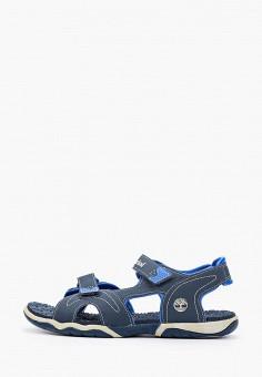 Сандалии, Timberland, цвет: синий. Артикул: TI007ABIQJM0.