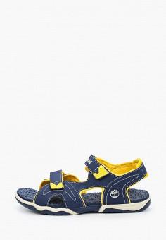 Сандалии, Timberland, цвет: синий. Артикул: TI007ABIQKG5.