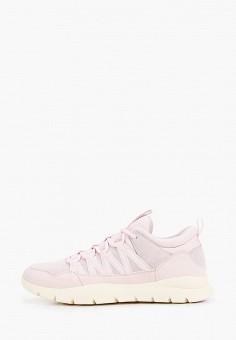 Кроссовки, Timberland, цвет: розовый. Артикул: TI007AGIQKG9.