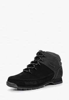 Ботинки трекинговые, Timberland, цвет: черный. Артикул: TI007AMCELS5.
