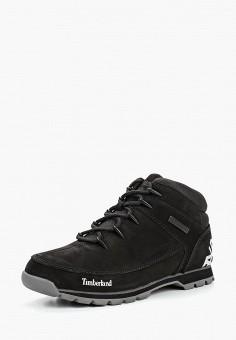 Ботинки трекинговые, Timberland, цвет: черный. Артикул: TI007AMCGSI6.