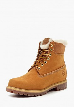 Ботинки, Timberland, цвет: коричневый. Артикул: TI007AMEL459.