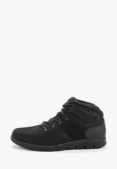 Ботинки, Timberland, цвет: черный. Артикул: TI007AMGHCK3. Обувь / Ботинки / Низкие ботинки