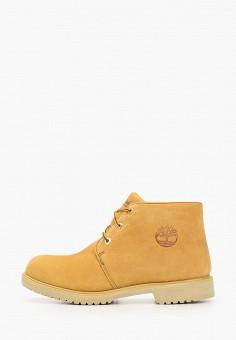Ботинки, Timberland, цвет: оранжевый. Артикул: TI007AMGHCL3.