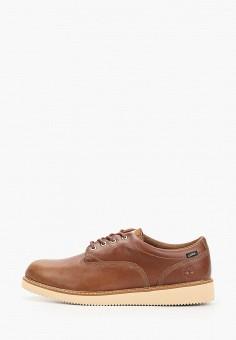 Ботинки, Timberland, цвет: коричневый, красный. Артикул: TI007AMGHCM6. Обувь / Ботинки / Низкие ботинки