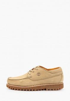 Ботинки, Timberland, цвет: бежевый. Артикул: TI007AMIRQO6.