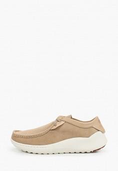 Ботинки, Timberland, цвет: бежевый. Артикул: TI007AMIRQO8. Обувь / Ботинки / Низкие ботинки