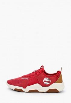 Кроссовки, Timberland, цвет: красный. Артикул: TI007AMIRQQ3.