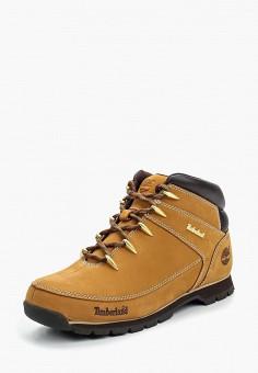 Ботинки трекинговые, Timberland, цвет: коричневый. Артикул: TI007AMVQT85.