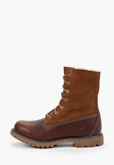 Ботинки, Timberland, цвет: коричневый. Артикул: TI007AWGHFD3.