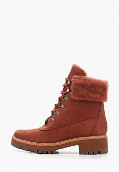 Ботинки, Timberland, цвет: коричневый. Артикул: TI007AWGHFD7.