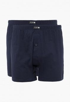 Комплект, Torro, цвет: синий. Артикул: TO002EMQFC27. Одежда / Нижнее белье