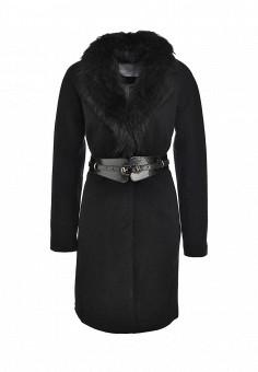 Пальто, Tom Farr, цвет: черный. Артикул: TO005EWKH965.