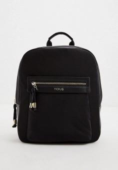 Рюкзак, Tous, цвет: черный. Артикул: TO011BWHHDT2. Аксессуары / Рюкзаки / Рюкзаки