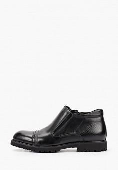Ботинки, Тофа, цвет: черный. Артикул: TO012AMGOXE6. Обувь / Ботинки / Высокие ботинки
