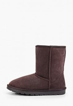 Сапоги, Тофа, цвет: коричневый. Артикул: TO012AMGOXF1. Обувь / Сапоги  / Угги и унты