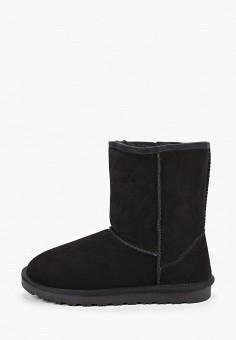Сапоги, Тофа, цвет: черный. Артикул: TO012AMGOXF2. Обувь / Сапоги  / Угги и унты
