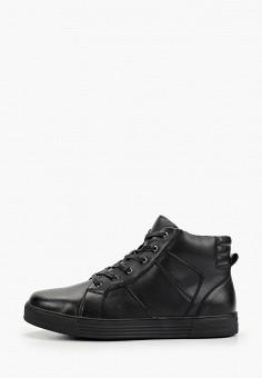 Ботинки, Тофа, цвет: черный. Артикул: TO012AMGOXF7. Обувь / Ботинки / Высокие ботинки