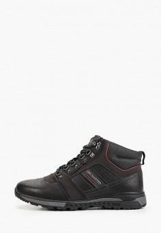 Ботинки, Тофа, цвет: черный. Артикул: TO012AMGOXG3. Обувь / Ботинки / Высокие ботинки