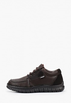 Ботинки, Тофа, цвет: коричневый. Артикул: TO012AMGOXG6. Обувь / Ботинки / Низкие ботинки