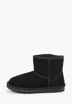 Полусапоги, Тофа, цвет: черный. Артикул: TO012AMGOXG8. Обувь / Сапоги  / Угги и унты