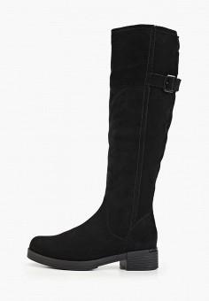 Ботфорты, Тофа, цвет: черный. Артикул: TO012AWGOXK6. Обувь / Сапоги / Ботфорты