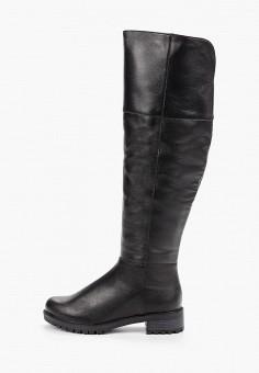 Ботфорты, Тофа, цвет: черный. Артикул: TO012AWGOXL6. Обувь / Сапоги / Ботфорты