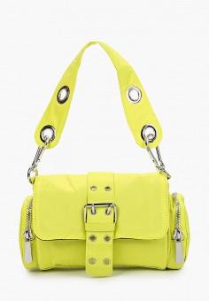 Сумка, Topshop, цвет: желтый. Артикул: TO029BWIZUS6.