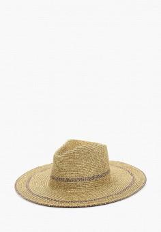 Шляпа, Topshop, цвет: бежевый. Артикул: TO029CWJPMY3. Аксессуары / Головные уборы