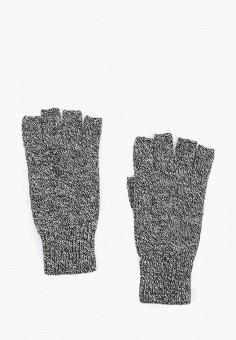 Перчатки, Topman, цвет: серый. Артикул: TO030DMHBIB9. Аксессуары / Перчатки и варежки