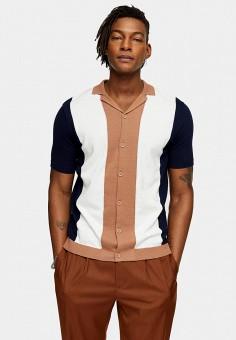 Кардиган, Topman, цвет: мультиколор. Артикул: TO030EMILNQ6. Одежда / Джемперы, свитеры и кардиганы / Кардиганы