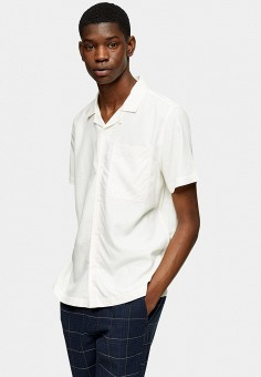 Рубашка, Topman, цвет: белый. Артикул: TO030EMILNR0.