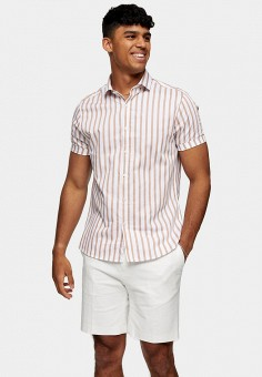 Рубашка, Topman, цвет: белый. Артикул: TO030EMIZUQ7.