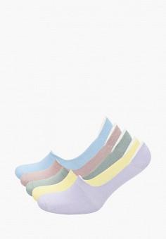 Комплект, Topman, цвет: бордовый, голубой, желтый, серый, фиолетовый. Артикул: TO030FMJECQ3.