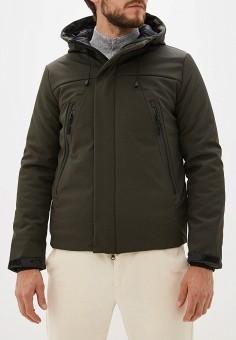 Куртка утепленная, Tony Backer, цвет: хаки. Артикул: TO043EMHDSD3. Одежда / Верхняя одежда / Пуховики и зимние куртки