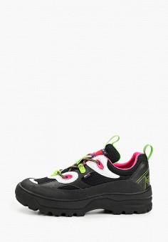 Ботинки, Tommy Jeans, цвет: черный. Артикул: TO052AWHKSX8. Обувь / Ботинки / Низкие ботинки