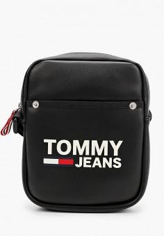 Сумка, Tommy Jeans, цвет: черный. Артикул: TO052BMHOFS0. Аксессуары
