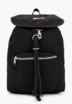 Рюкзак, Tommy Jeans, цвет: черный. Артикул: TO052BUJJDP3. Аксессуары / Рюкзаки