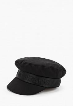 Кепка, Tommy Jeans, цвет: черный. Артикул: TO052CWHXOH5. Аксессуары / Головные уборы