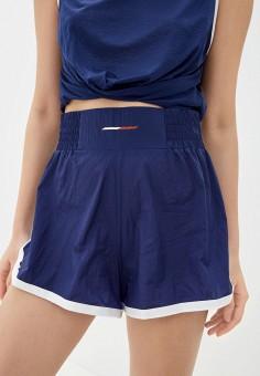 Шорты спортивные, Tommy Sport, цвет: синий. Артикул: TO058EWJJHU2. Одежда / Шорты
