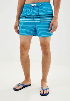 Шорты домашние, Tom Tailor, цвет: синий. Артикул: TO172EMGSHY6. Одежда / Домашняя одежда